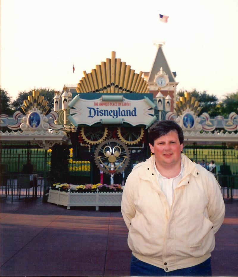 Disneyland May 1991