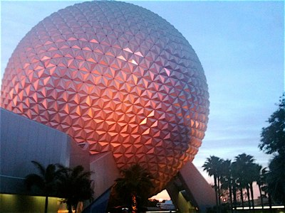 A Brief History of Epcot