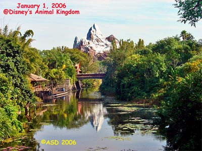 Walt Disney World Welcomes2006