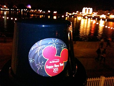 What Are You Doing atDisneyWorld on NewYear'sEve?