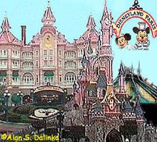 Disneyland Paris 1999