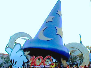 Walt Disney World February 2002