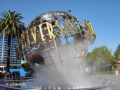 Universal Studios Hollywood 2004