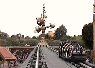 Disneyland July 1999