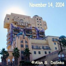 Disneyland November 2004
