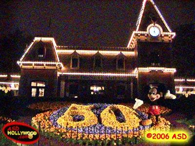 Disneyland September 2005