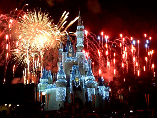 Walt Disney World Welcomes2008
