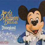 Disneyland Ticket