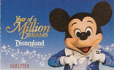 Disneyland September 2008