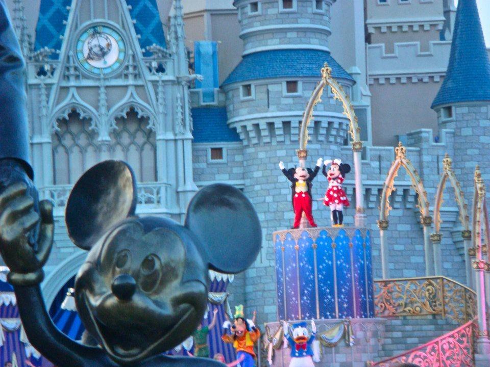Walt Disney World Summer2012
