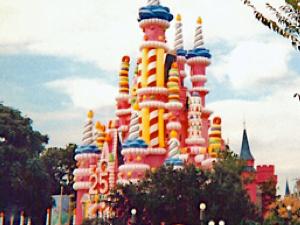 Walt Disney World March 1996