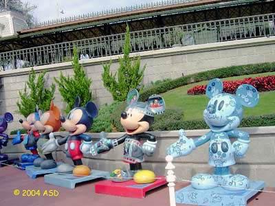 Walt Disney World Welcomes2004