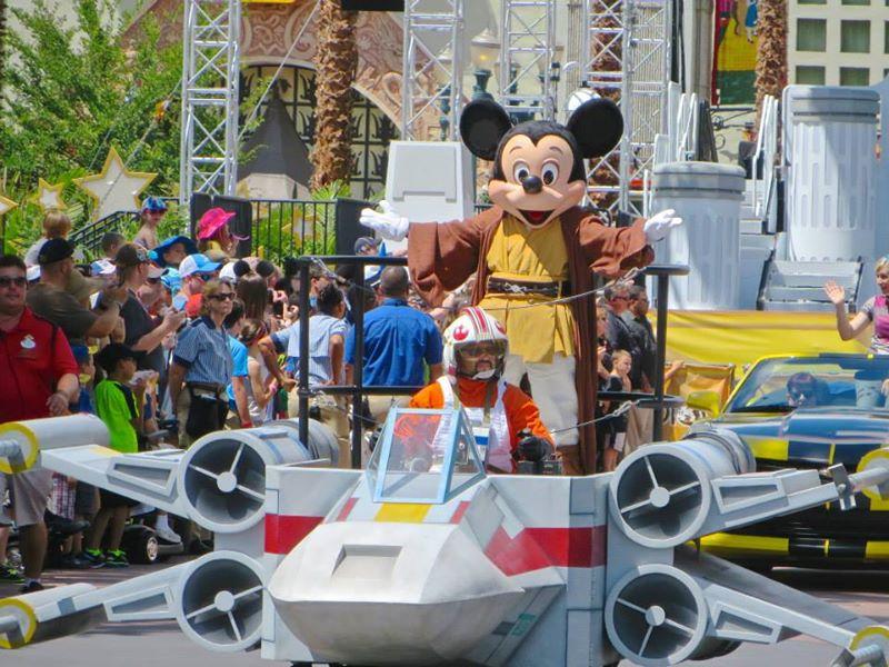 Walt Disney World – May 2015