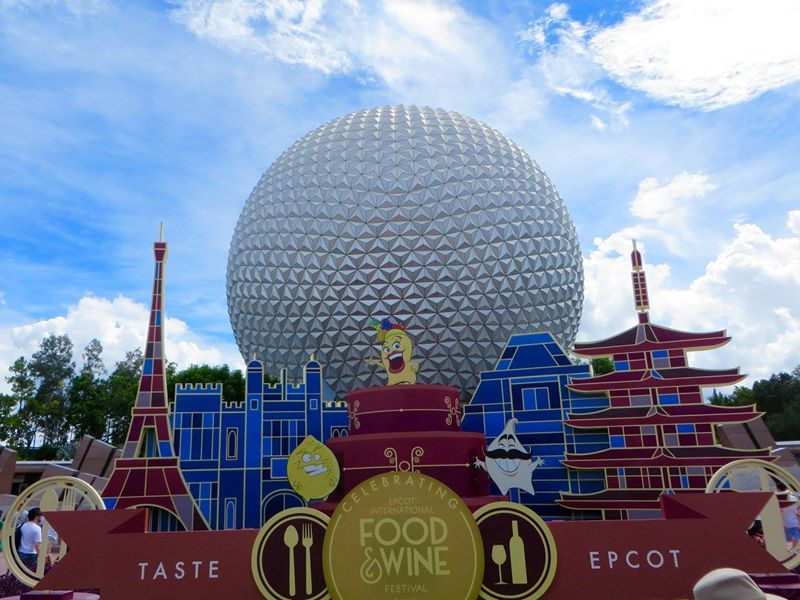 Walt Disney World – September 2015