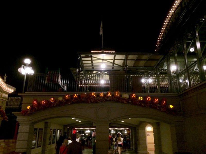 Walt Disney World – October 2015