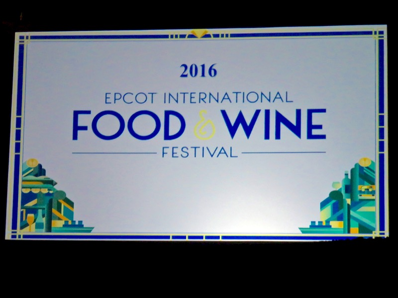 2016 Food & Wine Preview
