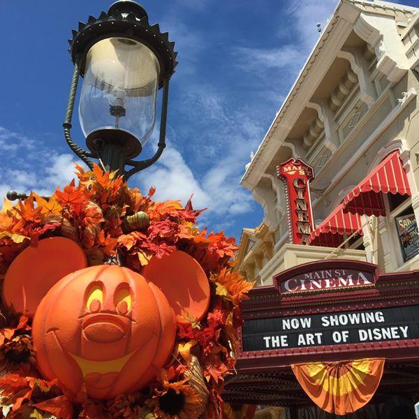 Walt Disney World – Sept 2016