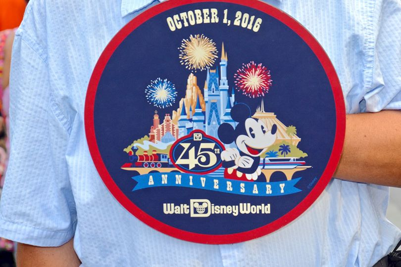 Walt Disney World – Oct 2016