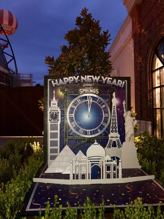 Disney Springs Holidays 2016