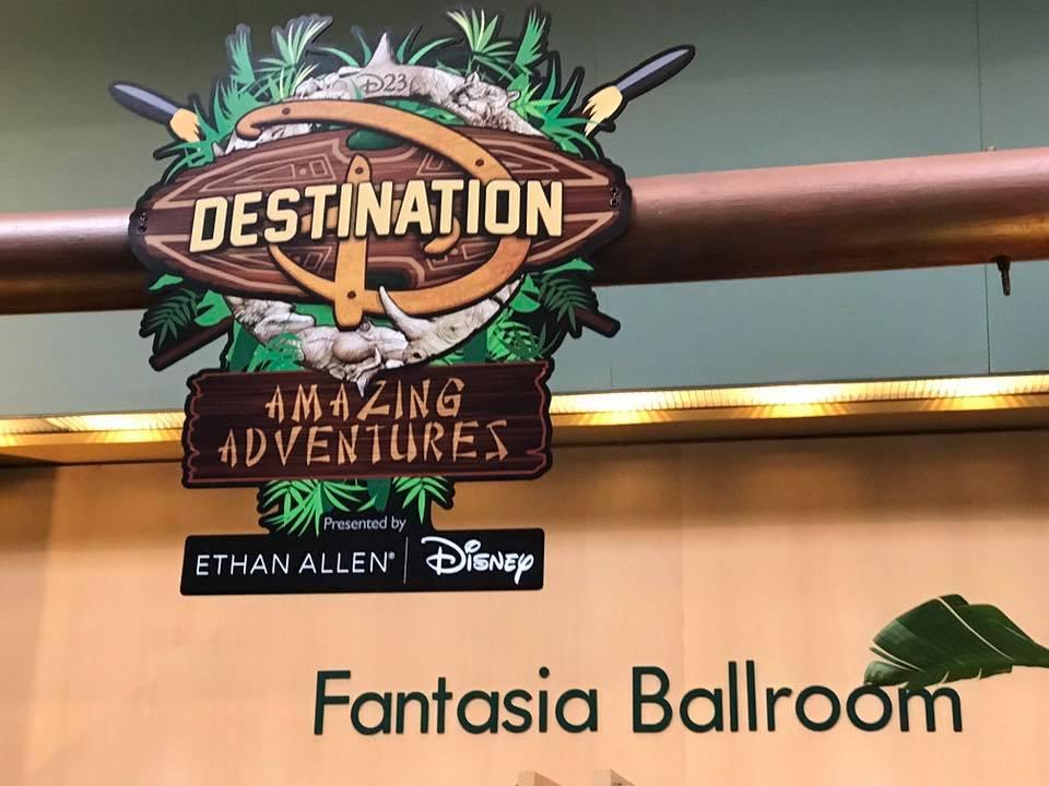 2016 Destination D