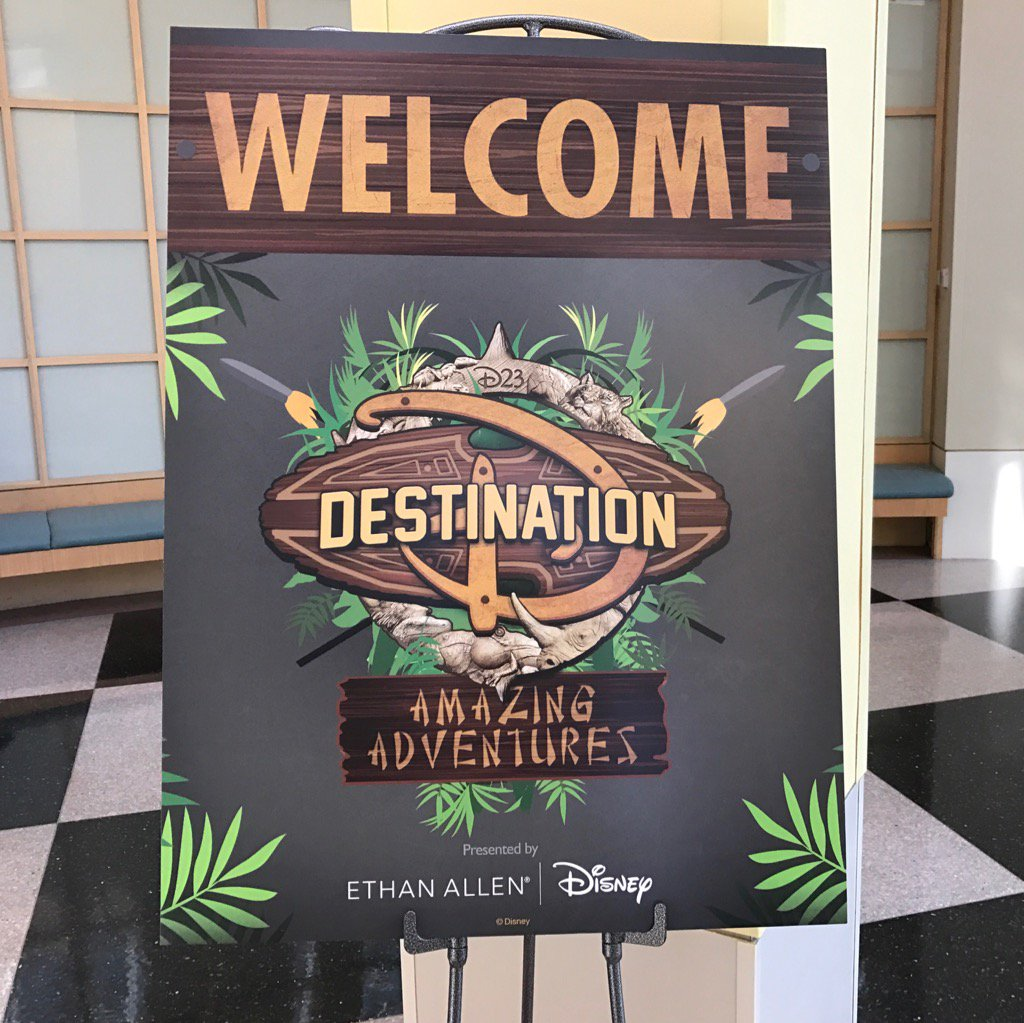 MousePlanet Contribution: Highlights of the 2016 D23 Destination D: Amazing Adventures Event