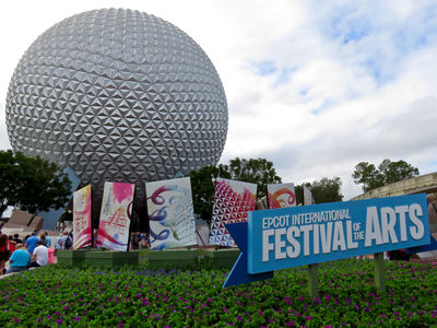 MousePlanet Contribution: Visiting the First Ever Epcot International Festival of the Arts