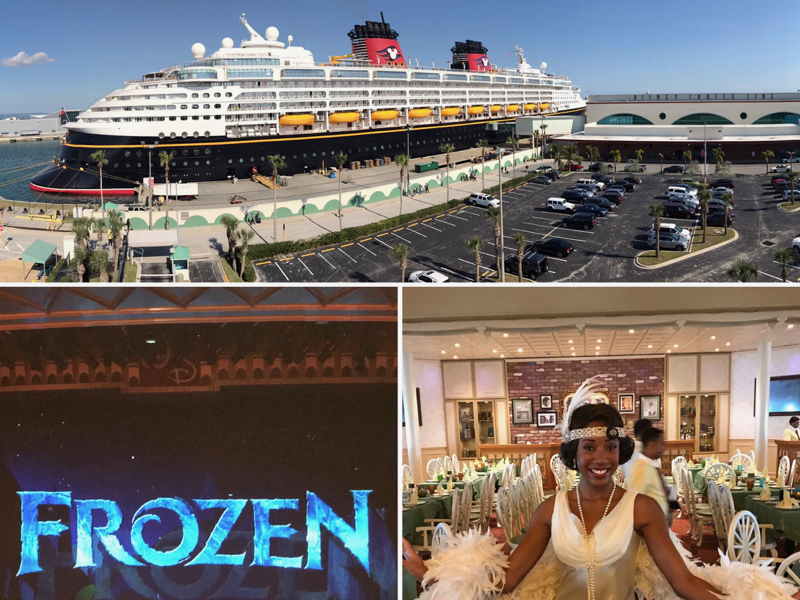 Disney Wonder Tour