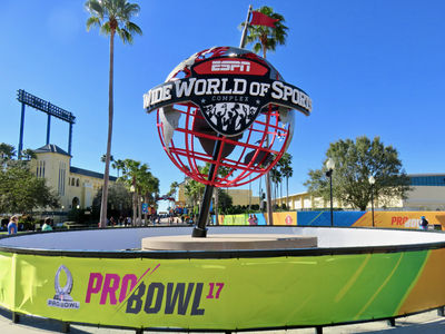 Pro Bowl Experience